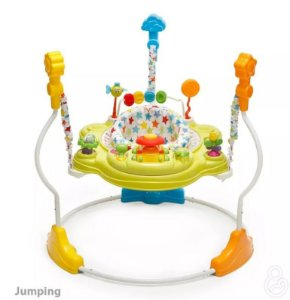 Jumperoo Green