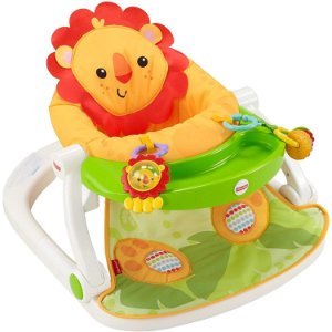 Fisher-Price Sit-Me-Up Leãozinho