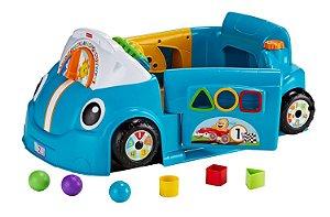 Carrinho Fisher-Price - Aprenda, Brincando (Carro centro de atividades)