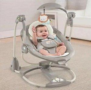 Cadeira de balanço Ing Convertme Swing