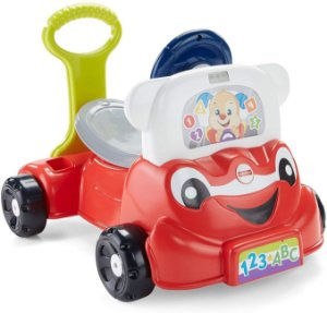 Apoiador Carrinho - Laugh & Learn 3-in-1 Smart Car