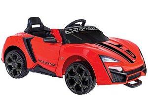 Mini Carro Elétrico Infantil Roadster GT - Bandeirantes