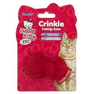 Brinquedo de Pelúcia para gatos com catnip