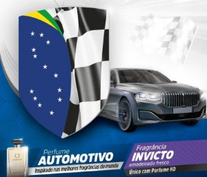 Perfume Automotivo Invicto