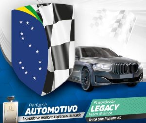 Perfume Automotivo Legacy