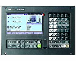 ADT-CNC4620 Dois eixo de rotação / Torno CNC Controlador