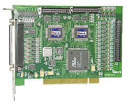 ADT-850 BUS PCI 2 e 4 Eixo Cartão de Controle de Movimento