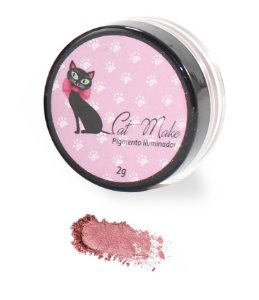PIGMENTO ILUMINADOR PEACH - CAT MAKE