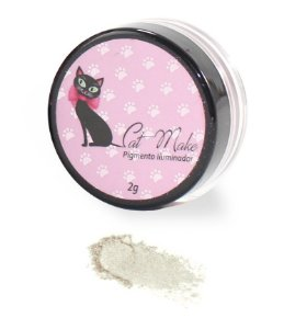 PIGMENTO ILUMINADOR BRANCO - CAT MAKE