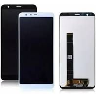 Tela Frontal Display Touch Lcd Asus Zenfone Max Plus Zb570kl