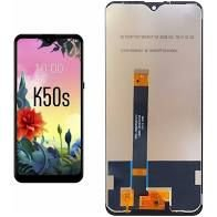 TELA FRONTAL LG K50S INCELL METAL