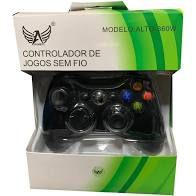 CONTROLE SEM FIO XBOX 360