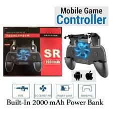 GAMEPAD L1 R1 MIRA/CONTROLE/CELULAR/SUPORTE