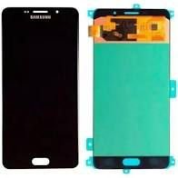 TELA FRONTAL SAMSUNG GALAXY A7 2016 A710 ORIGINAL CHINA PRETO