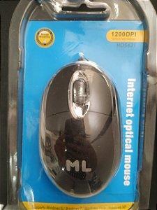 MOUSE COM FIO ML HD5621