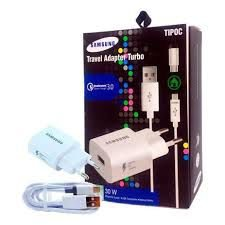 CARREGADOR SAMSUNG ORIGINAL  TRAVEL ADAPTER TIPO C TIPO C