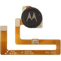 Botão Flex Digital Biometria Moto G8 Play Xt2015