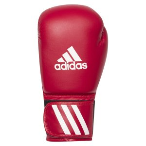 Luva Adidas Speed 50 - Vermelho