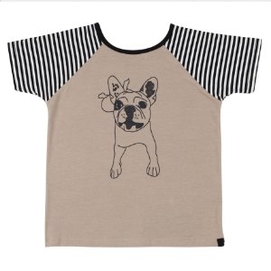 Camiseta frenchie