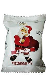 Alfajor Papai Noel - 40 g