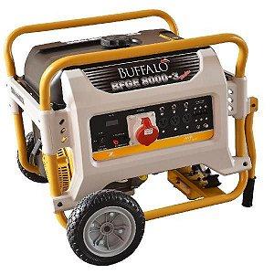 Gerador de Energia Elétrica Buffalo BFGE 8000 Master 380V/60Hz Trifásico