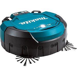 Aspirador de Pó Robo à Bateria Makita DRC200Z