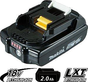 Bateria de Íons de Lítio Makita BL1820B - 18V/2,0AH