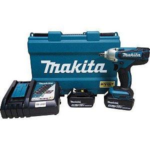 Chave de Impacto à Bateria Makita DTW190RFE