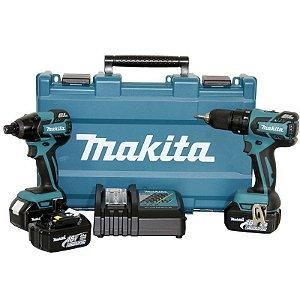 Combo de Ferramentas Makita DLX2007X - DHP459 + DTD129