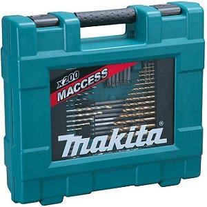 Kit de Acessórios Makita Macess X200