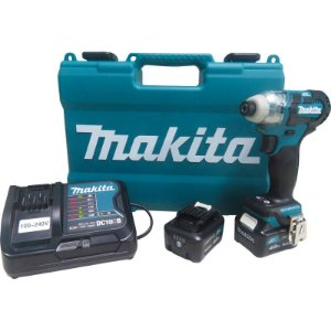 Parafusadeira de Impacto à Bateria Makita TD111DSME