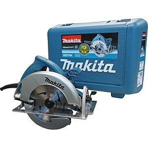 "Serra Circular Elétrica Makita 5007NK 185mm (7-1/4"")"