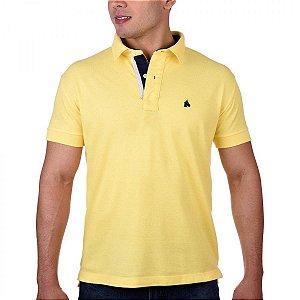 Camisa Polo BF   MS Amarela a5ea1b7a57923