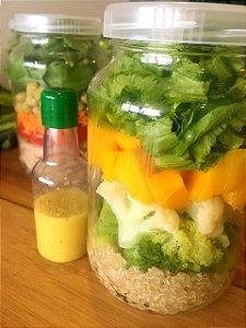 Salada de Quinua com manga