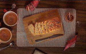 Pão Low Carb Batata Doce