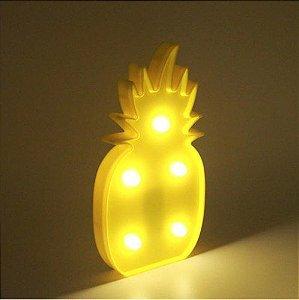 Luminária LED Abacaxi