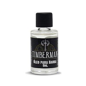 Óleo Para Barba 9ml Timberman