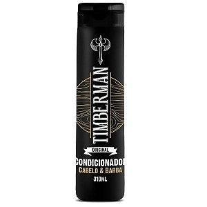 Condicionador Cabelo e Barba Timberman
