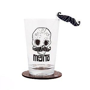 Copo Mojito - Caveira