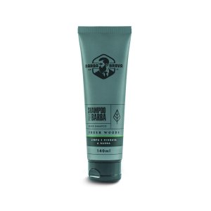 Shampoo para Barba Fresh Woods – Barba Brava