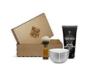 Kit para Barbear Timberman