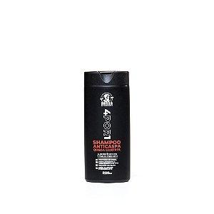 Shampoo Anticaspa e Controle de Queda 4POR1 200ml