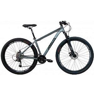 Bicicleta Mtb Rava Pressure Aro 29 2021 24 Velocidades 3x8