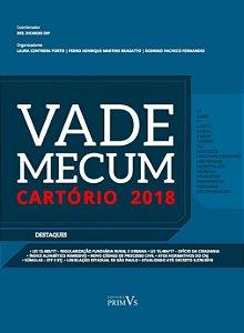 VADE MECUM CARTÓRIO 2018