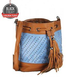 Bolsa Saco - Azul