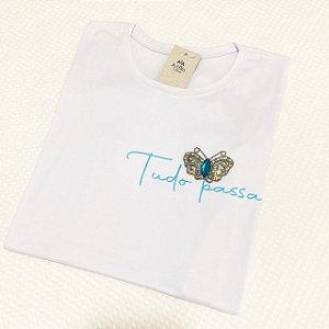 Tshirt Tudo Passa
