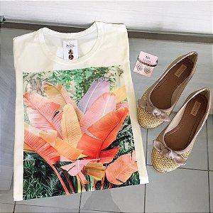 tshirt palmeira color