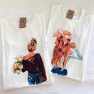 Tshirt girls style
