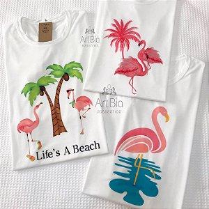 Tshirts flamingos