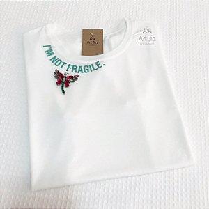 Tshirt i'm not fragile